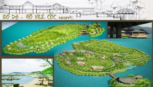 Bờ Dạ resort - Hồ Núi Cốc Thái Nguyên