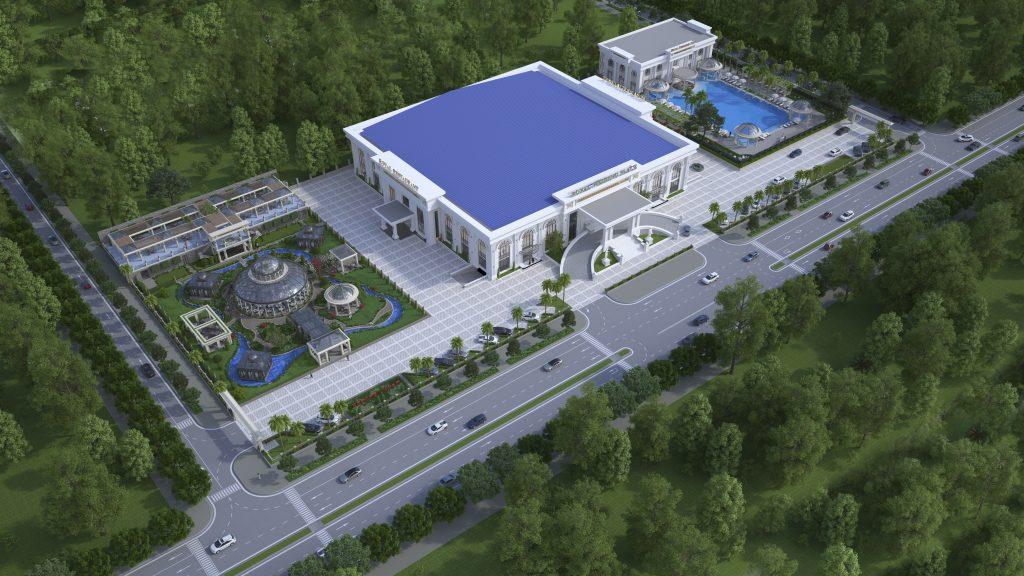 TUYEN QUANG ROYAL PALACE